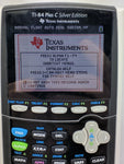 Calculator TI-84 plus C Color Silver Edition Graphing USB Texas Instruments TI84 School