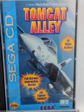 4 SEGA CD Tomcat Alley Microcosm Stellar-Fire Double Switch 1993 Longbox Complete