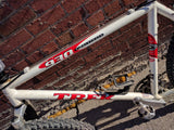 Trek Singletrack 930 Bike Bicycle Mountain 19.5 in 49.5 cm Shimano deore LX triple butted White