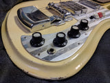 1960s Teisco Del Rey ET-312 Sharkfin Shark Fin Vintage Guitar Electric AS-IS