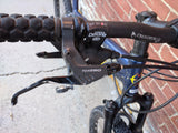 GARY FISHER PIRANHA Bike Bicycle Mountain Disc Brake Axel Deore