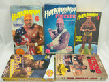 5 WWF VHS Hulkamania 4 6 Forever Razor Ramon Strong Men