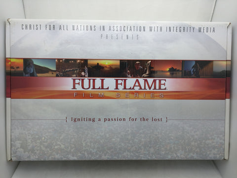 Full Flame Film Series Facilitator Guide 2X 4 DVD Set 46 Discussion CD