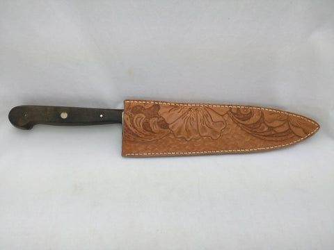 102-9 JA Henkels Chef Twinworks Solingen Germany Knife Sheath