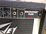 Backstage Plus Peavey Electric Guitar Amp 35 Watt Amplifier 8 Ohm