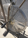 Schwinn Airdyne Exercise Bike Dual Action AD4 Stationary Wind Fan Bronze Copper Color Bicycle
