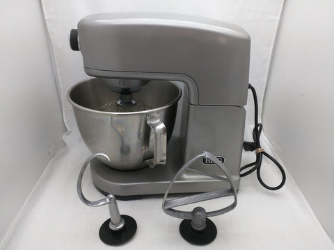 350W BHG Better Homes & Gardens 5 Quart Silver Stand Mixer 145648