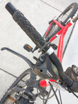 2008 Giant Boulder 7-Speed Mountain Bike Red