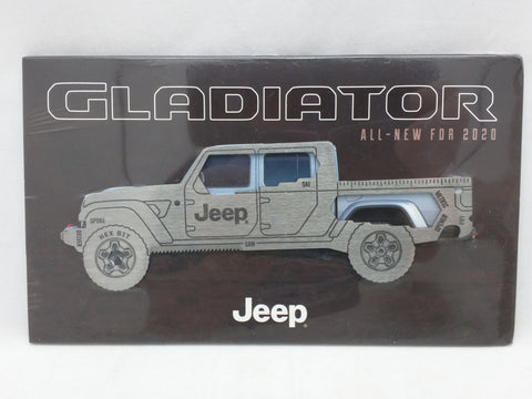 Jeep Gladiator 2020 Ruler Saw Multi-Tool Brochure New