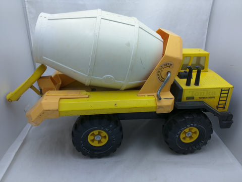 AS-IS XMB 975 Cement Mixer Truck Turbo Diesel Pressed Steel
