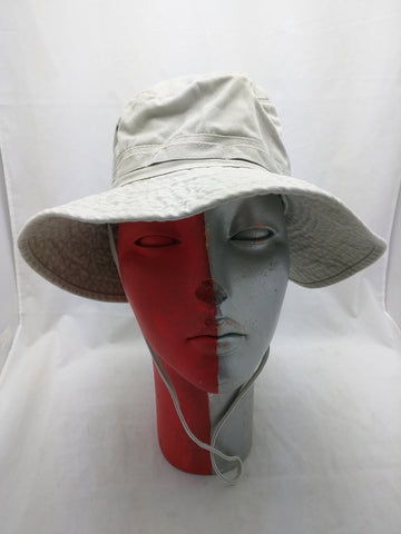 M Medium Dorfman Pacific Cotton Hat Clean Vented Bucket Khaki Canvas Safari Outback Outdoor Fishing Camping Gardening