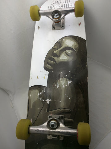 Smooth Operator Chico Brenes Sade Skateboard Deck Chocolate