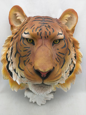 "ISU Bengal Tiger Wall Mounted Resin Idaho State University Statue 16"" Plaque HD17846"