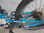 "MT60 Blue Trek Youth Mountain BMX Bike Bicycle 6-Speed 20""Bontrage 16"" Rims Boys MT"