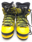 5 Koflach Arctic System Mountaineering Boots Yellow EU 4.5 Ice Climbing Mountain Hiking