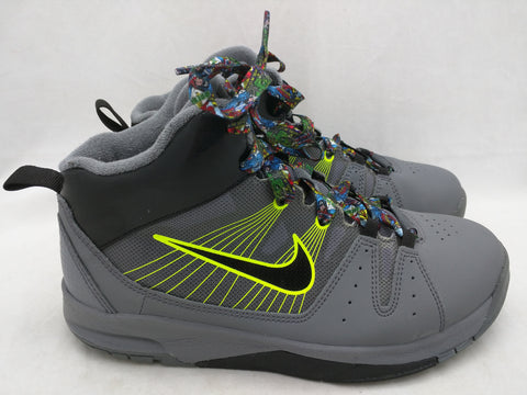 5Y Nike Flight Jab Step 525303-101 Basketball Shoes 5 Youth Men 6.5 Women Marvel Comic Laces