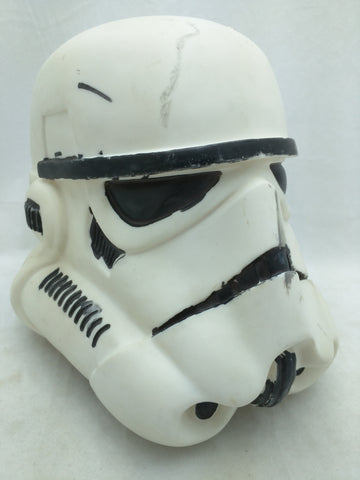 Star Wars Stormtrooper helmet NOT COIN BANK Plastic 8""