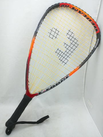 "3 5/8 Racquetball 22"" E-Force Tri Carbon Titanium Bedlam Power Lite 170 Racket Raquet"