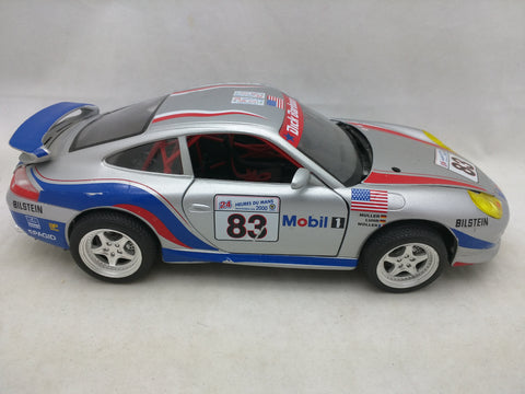 83 Dick Barbour Porsche 911 GT3 R LeMans 2000 Carrera1997 Burago Racing Mobile 1