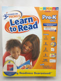 Age 3 4 Hooked on Phonics Learn to Read Pre K Edition Near Complete