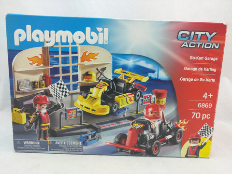 6869 Go Cart Playmobil Race Car GoKart Racing Karting