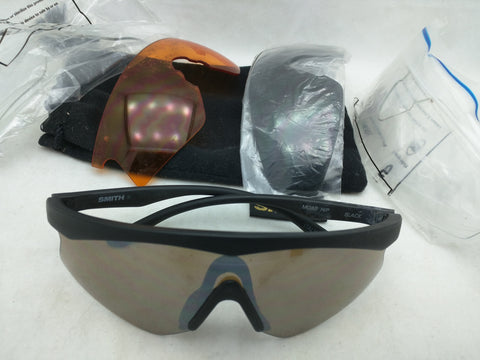 Smith Moab H/P Black Extra Lens Sunglasses Sport