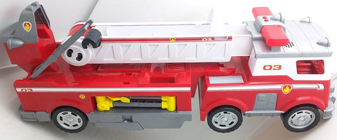"25"" Paw Patrol Fire Truck Engine Firetruck 03 Firefighter Firefighting"