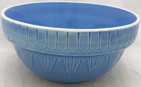 at home America Mixing Bowl Blue Retro Large