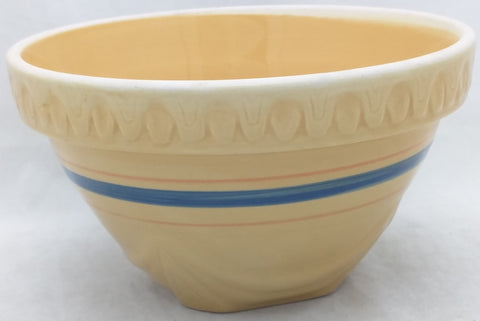 at home America Mixing Bowl Yellow Retro Small