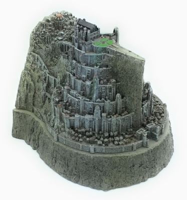 AS-IS Lord of the Rings Minas Tirith The Return of the King Trinket Box