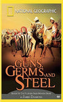Guns Germs and Steel DVD 2005 2-Disc Set National Geographic Jared Diamond