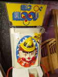 Clown Windy Flying O Balloons Air Helium Machine Cart