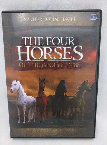 The Four Horses of the Apocalypse - AUDIO SERMON 4 CD Set - Pastor John Hagee