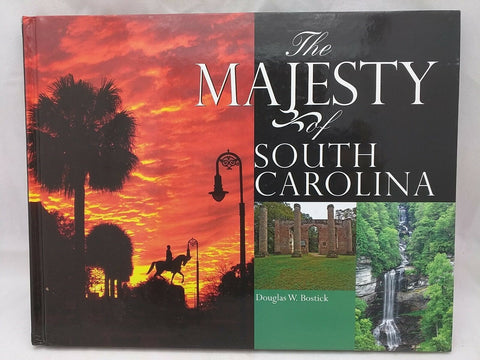 The Majesty of South Carolina - Douglas W. Bostick Photos Postcard Book 2012 HC