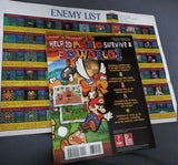 Prima's Official Strategy Guide Paper Mario Hollinger 2001 PB book manual AS-IS