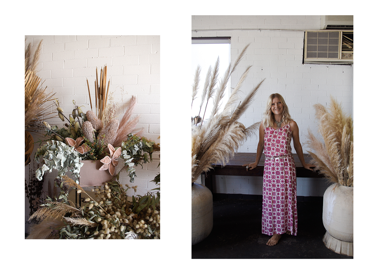House of Skye and The Flower Girl Perth