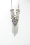 Sundance Necklace Amethyst NEW IN