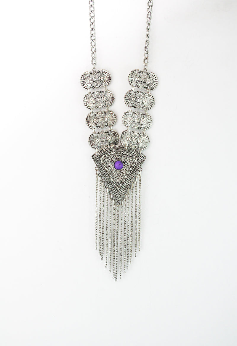 Sundance Necklace Amethyst