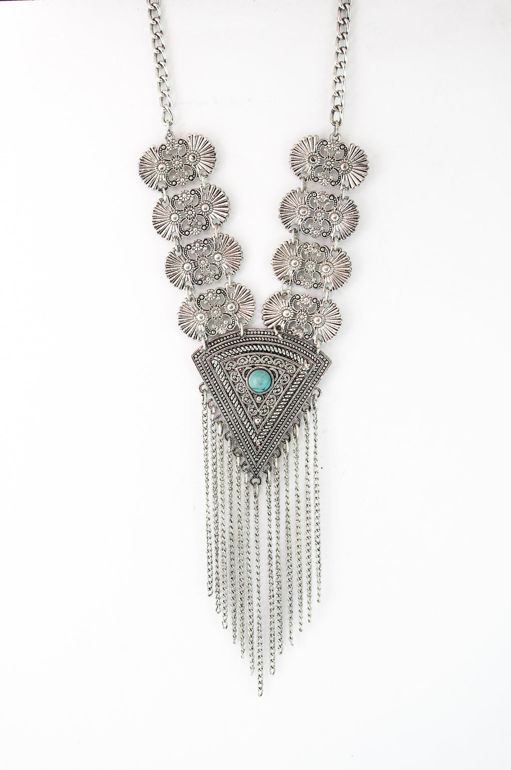 Sundance Necklace Aqua