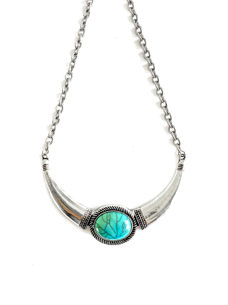 Skylar Necklace NEW IN Turquoise