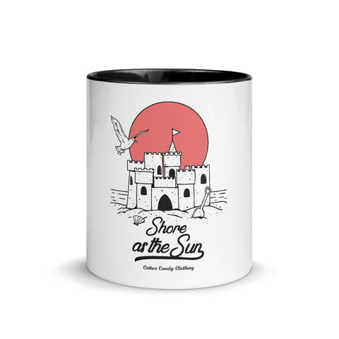 Shore as the Sun Coffee Mug