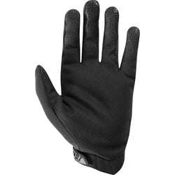 Guantes Fox Defend Fire - Negro