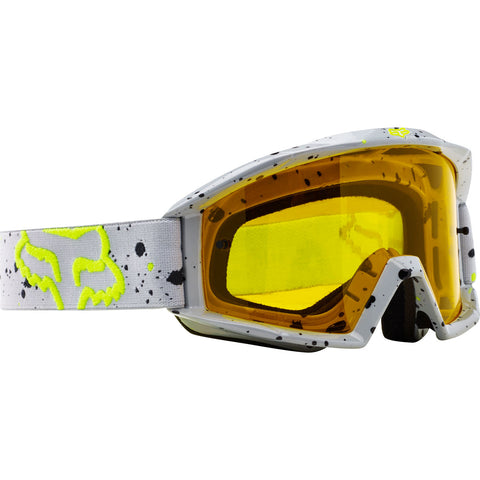 Antiparras Fox Main Nirv - Grey/Yellow