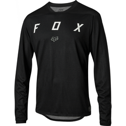 Jersey Fox Indicator Camo - Manga Larga - Black/Black