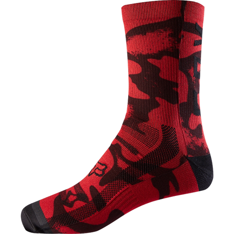 Calcetines Fox Print Trail Sock 8