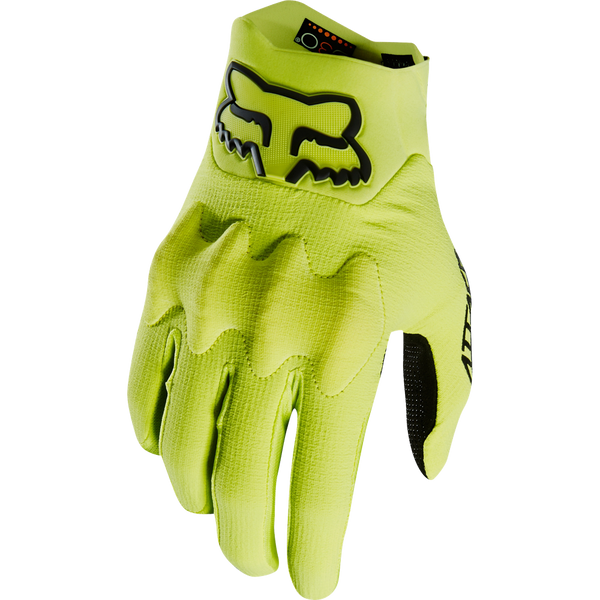 Guantes Fox Attack 2018 - Yellow / Black