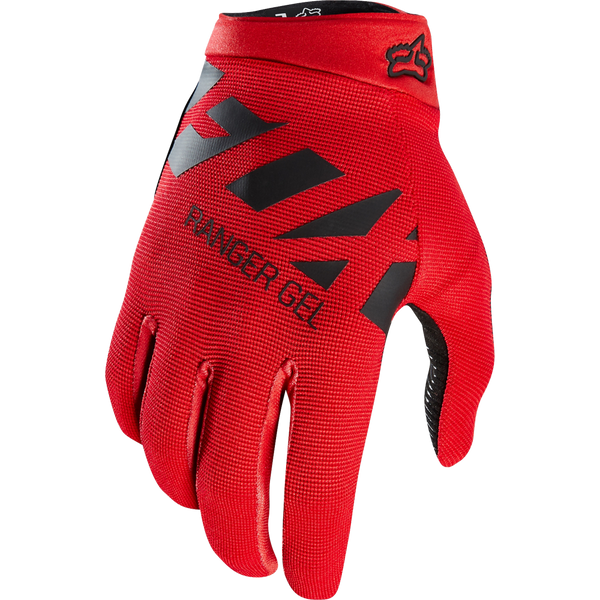 Guantes Fox Ranger Gel 2018 - Bright Red