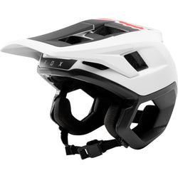 Casco Fox Dropframe - White/Black