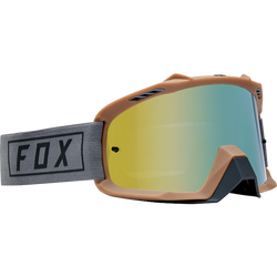 Antiparras Fox Air Space - Gasoline Grey