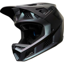 Casco Fox Rampage Pro Carbon - Black Iridium